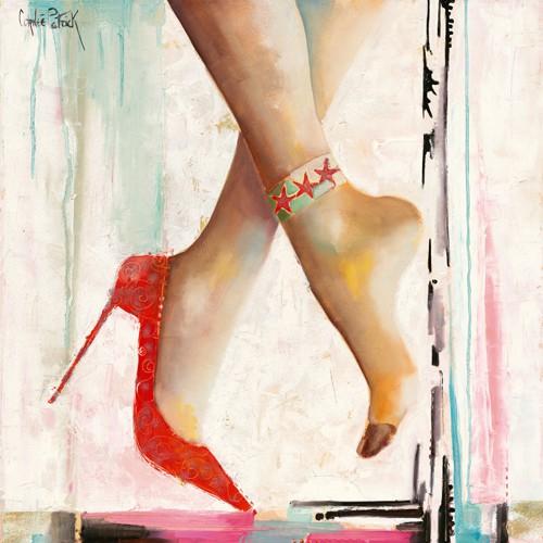 Marilynes Shoes II von Patrick Cornee