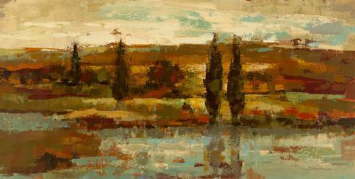 Hot Day by the River von Silvia Vassileva
