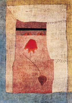 Arab Song von Paul Klee