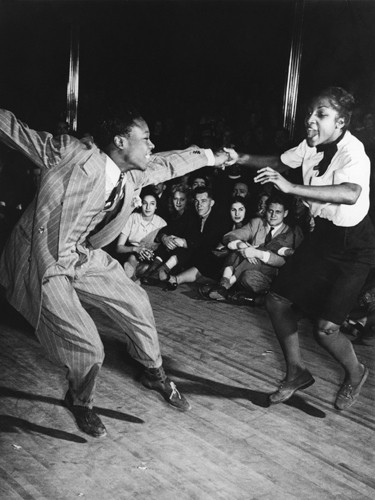 The Savoy Ballroom von Cornell Capa