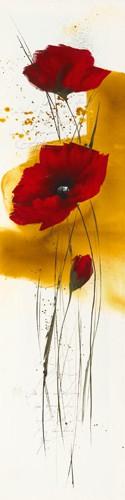 Liberte fleurie IV von Isabelle Zacher-Finet
