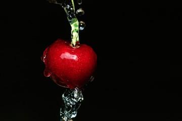 Kirsche von Kirsten Riedt