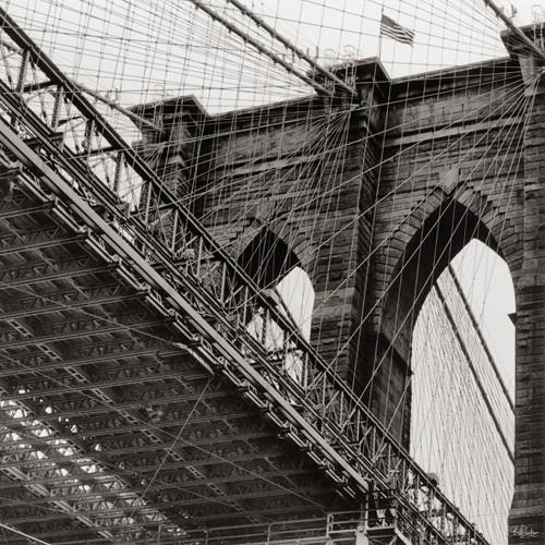 Brooklyn Bridge Strings von Ralf Uicker