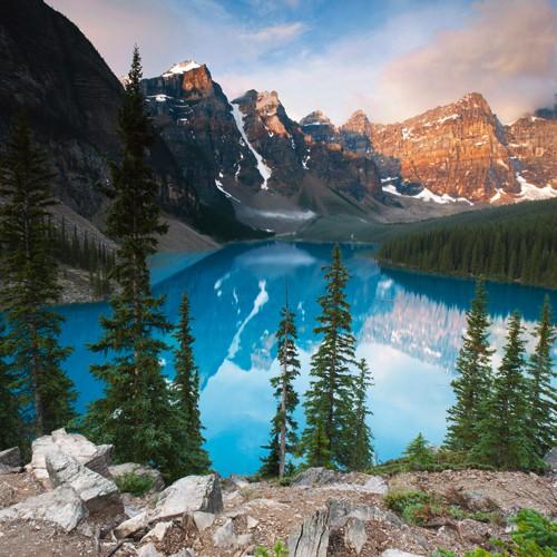 West Alberta - Moraine Lake von Ulf Bremmelherster