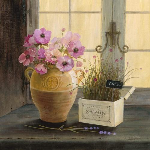 Herb Window Garden von Angela Staehling