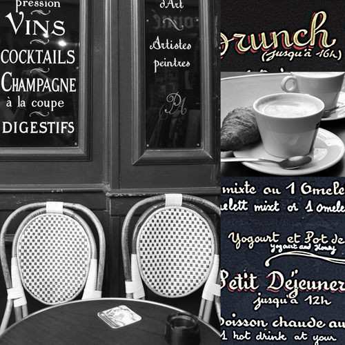 French Cafe 2 von Cameron Duprais