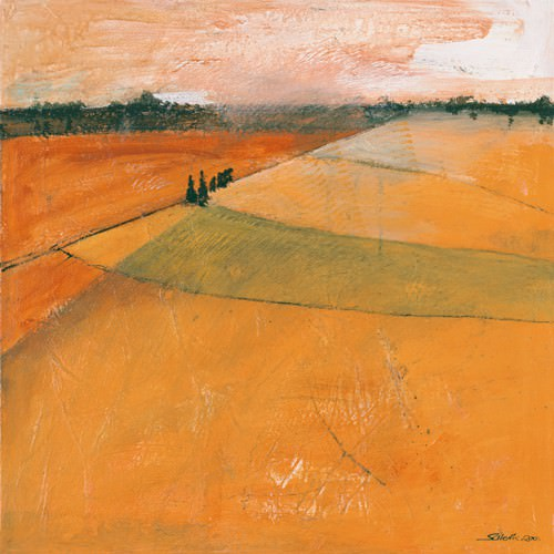 Landscape II von Gabriele Scherk