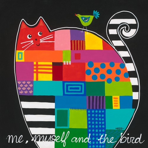 Me, myself and the bird von Y. Hope