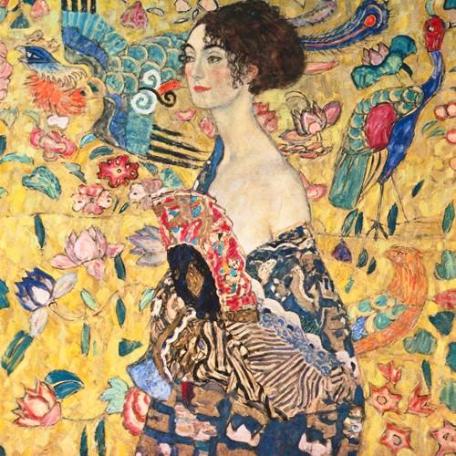 Ritratto di Signora von Gustav Klimt