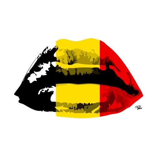 Belgium Kiss von Morgan Paslier