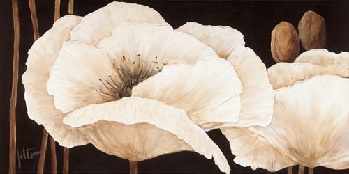 Amazing Poppies III von Jettie Roseboom