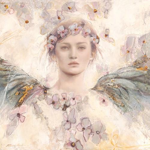 Air de printemps II von Elvira Amrhein