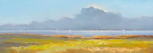 White Sails von Jan Groenhart