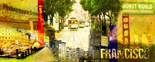 San Francisco von Don Carlson