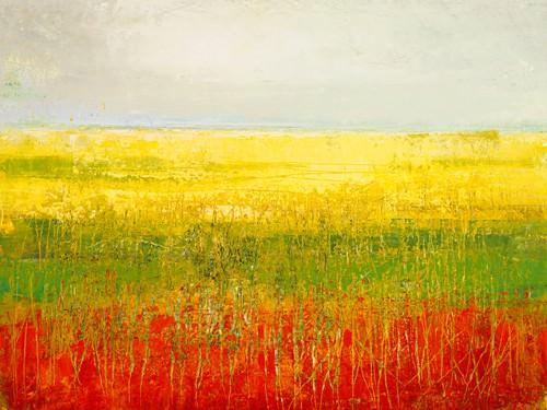 A Field of Marigolds von Jane Morten