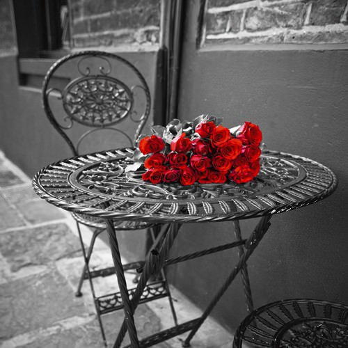 Romantic Roses II von Assaf Frank