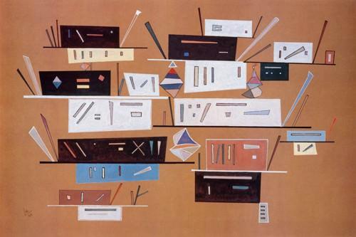 Composition 1940 von Wassily Kandinsky
