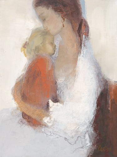 Maternite III von Chantal Parise