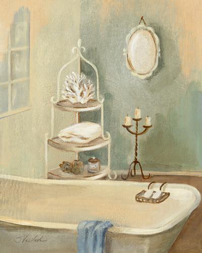 Steam Bath IV von Silvia Vassileva