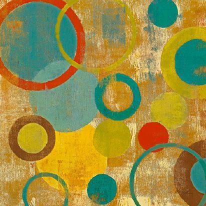 Kaleidoscope II von Silvia Vassileva