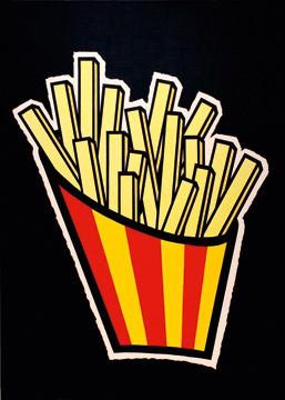 Black Fries von Ingo Schulz