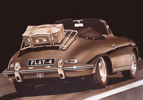 Flat-4 von Guy Tempier