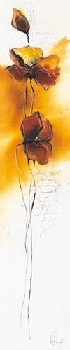Fleurs deautomne III von Isabelle Zacher-Finet