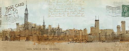 Cities III - New York von Avery Tillmon