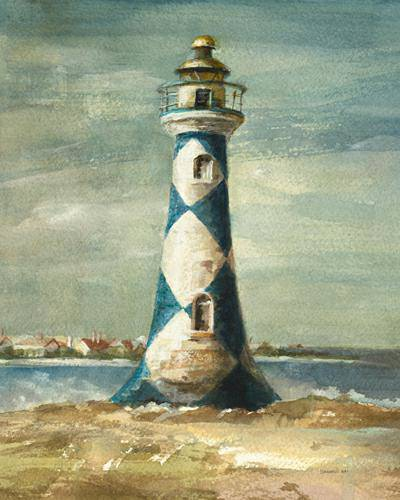 Lighthouse IV von Danhui Nai