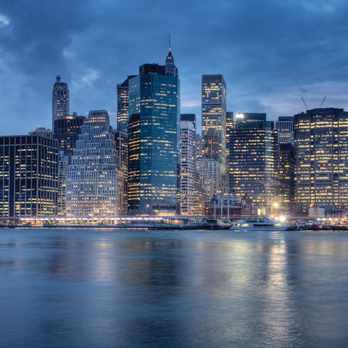 Brooklyn Bridge Park von Aurelien Terrible