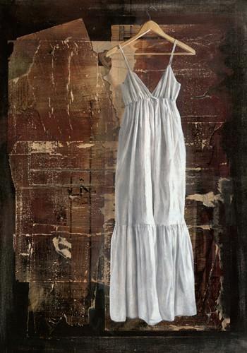 La petite robe blanche von Elodie Defontenay