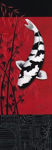 Premium Shiro Utsuri von Nicole Gruhn