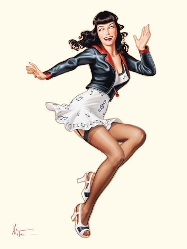 Betty danse von Patrick Hitte