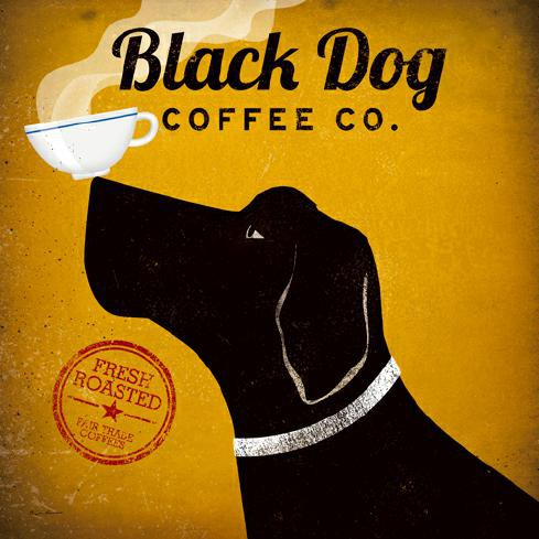 Black Dog Coffee Co. von Ryan Fowler