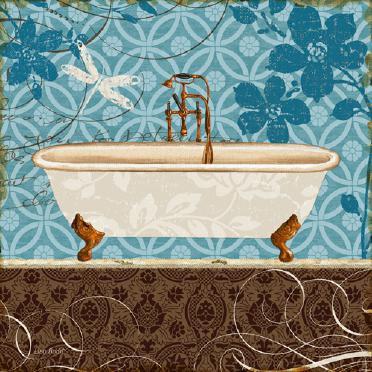 Eco Motif Bath II von Lisa Audit