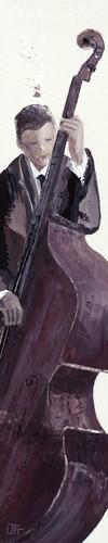 Jazz Man II von Bernard Ott