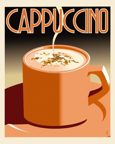 Cappuccino von Richard Weiss