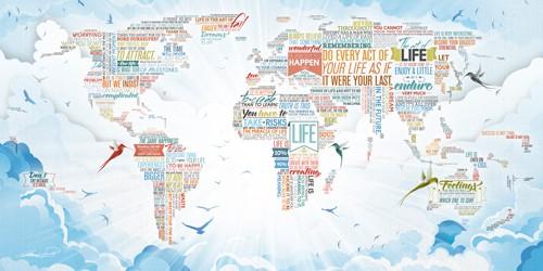 World of Life, In Heaven von Mikael B. Design
