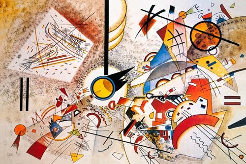 Sans Titre, 1923 von Wassily Kandinsky