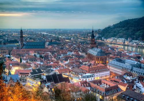 Heidelberg von Aurelien Terrible