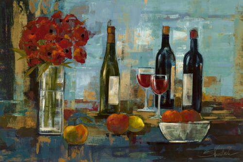 Fruit and Wine von Silvia Vassileva