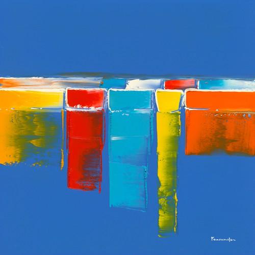 Reflets von Guy Fontdeville