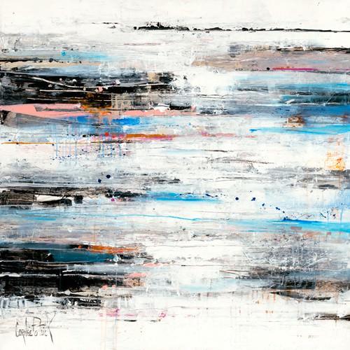 Abstrakt II von Patrick Cornee