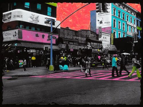 Welcome to NY von Riccardo Simonutti