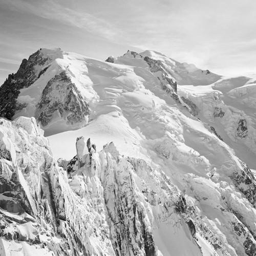 Mont Blanc von Dave Butcher