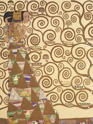 LeAttesa I von Gustav Klimt