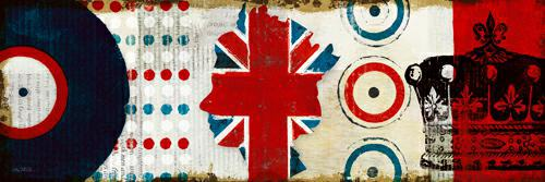 British Invasion I von Michael Mullan