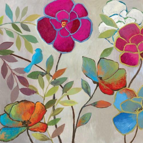 Floral Impressions I von Ella K