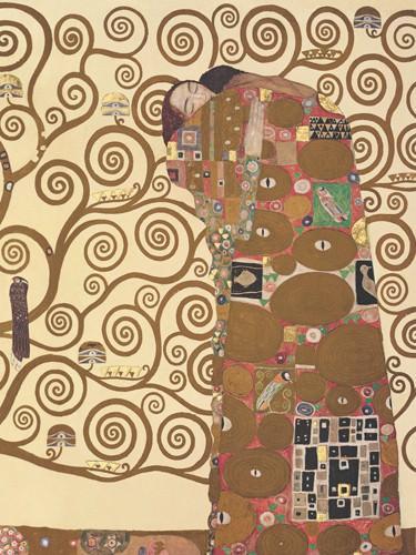 LeAbbraccio I von Gustav Klimt