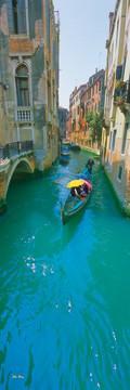 Gondola ride von John Xiong